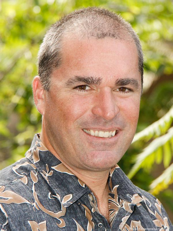 Kawika Burgess, President & Chief Executive Officer/ General Manager -