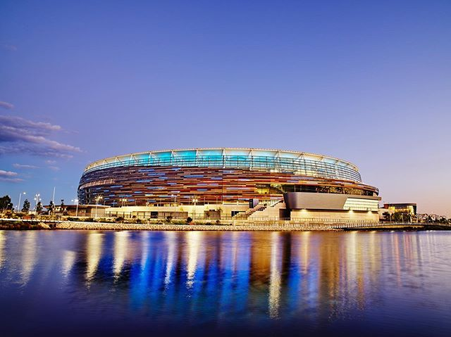 Optus stadium . . . . . #commercialphotography #perthphotographer #photography #hasselblad #phaseone #perthisok #perth #canon #canonphotography #architecture #architecturephotography #design #perthisok #waisok #optusstadium