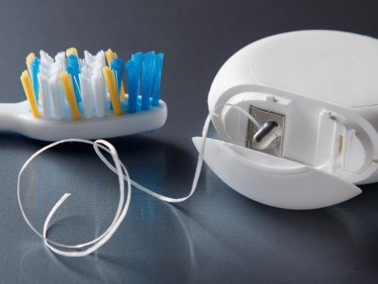 Healthy gums -