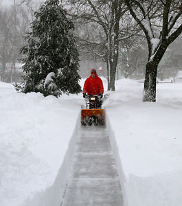 Snow Removal - November - March