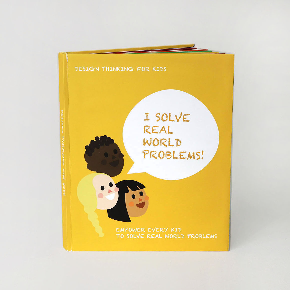 Empowering Kids to Solve Problems - Tangible Interaction Design