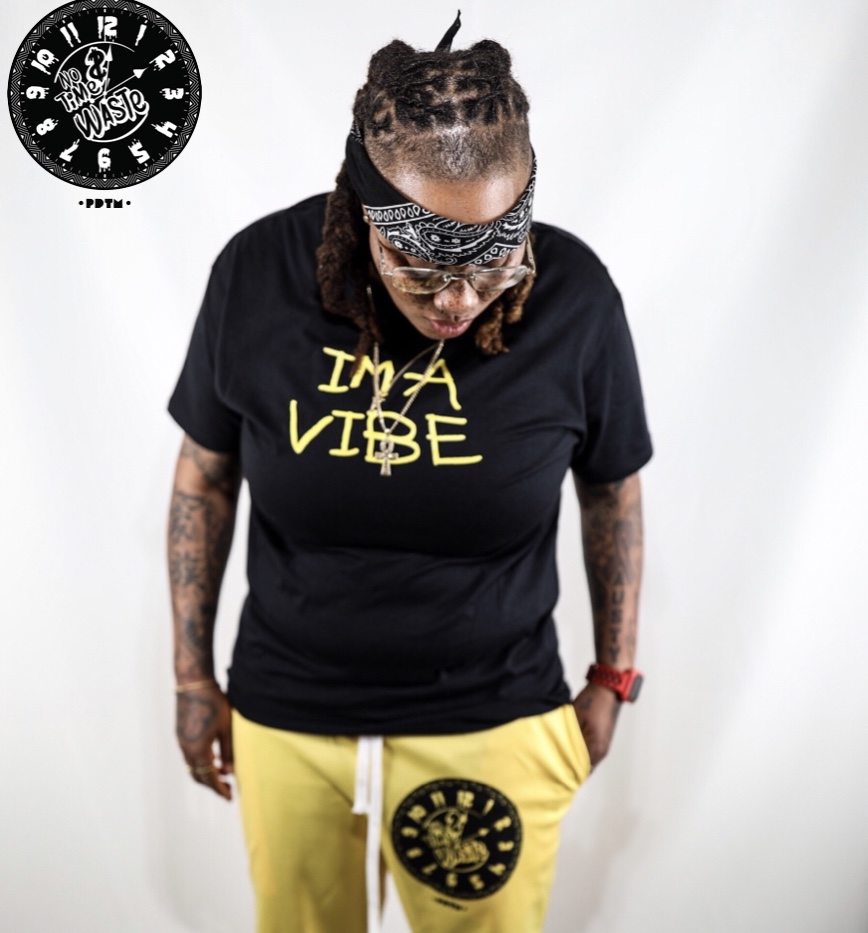 "Pipedreams Apparel   LaTalya Gaffney, stage name Crafty G! She started Pipedreams apparel when she was called to open up for Keek da sneak in Oakland, CA. August of 2017. She came up with the ""PIPEDREAMS"" idea back in 2012 and have been harboring on it to release it at its perfect timing. She kept getting asked what is behind Pipedreams? What does it mean!? Well here it is. Dictionary meaning - Pipe dream- and unattainable or fanciful hope or scheme. ""PIPEDREAMS"" to me means a dream that no one else sees coming true BUT through faith, tenacity, tough skin and last but the most important of them all is HARD-WORK AND HUSTLE WE WILL MAKE THESE DREAMS COME TRUE!  Her goal as an artist and business owner is to inspire and influence not only the youth but that grown broken women or men to do better hell be better and reach their full potential before we part this earth!"