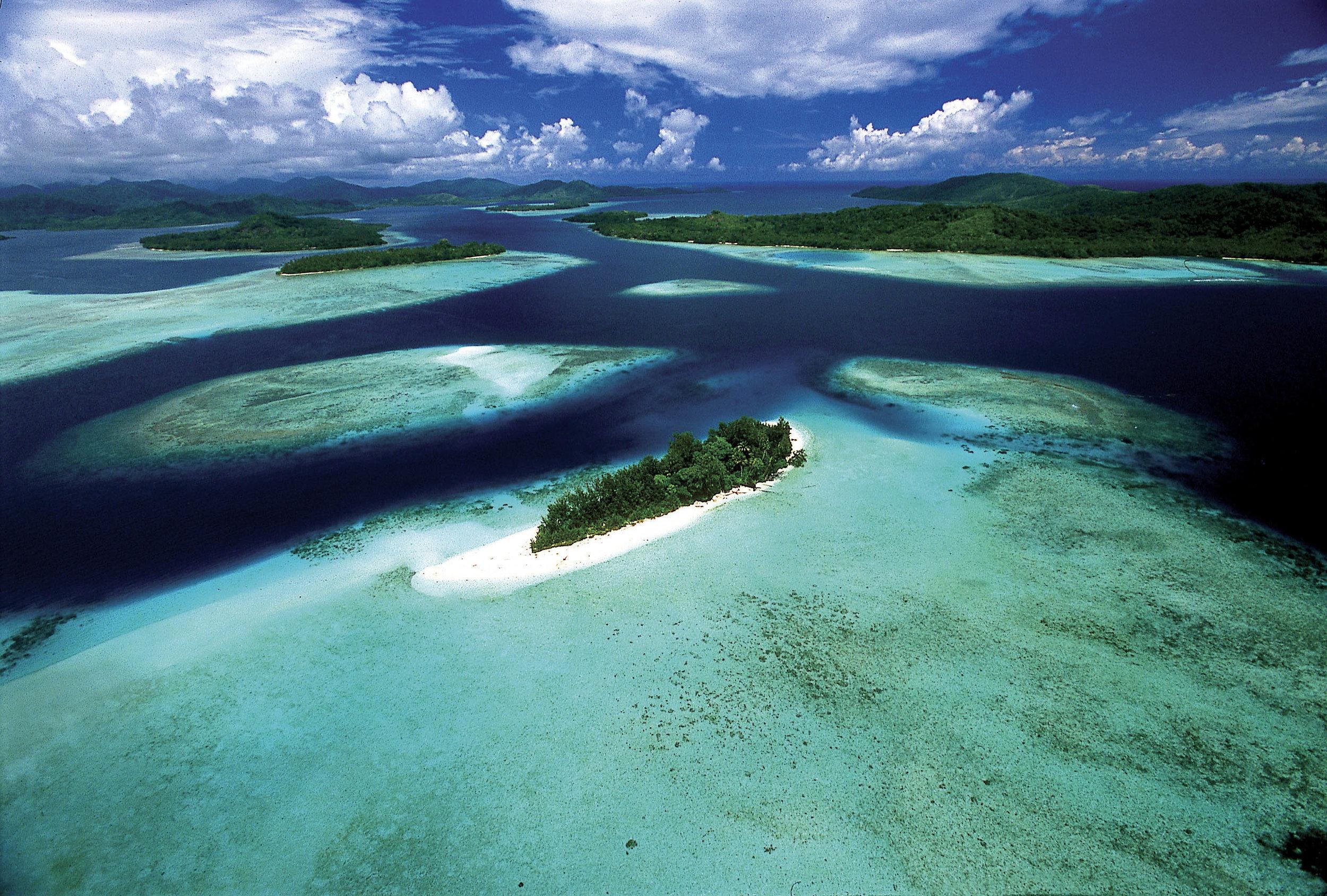 Solomon Islands (image care of the Solomon Islands Visitors' Bureau).