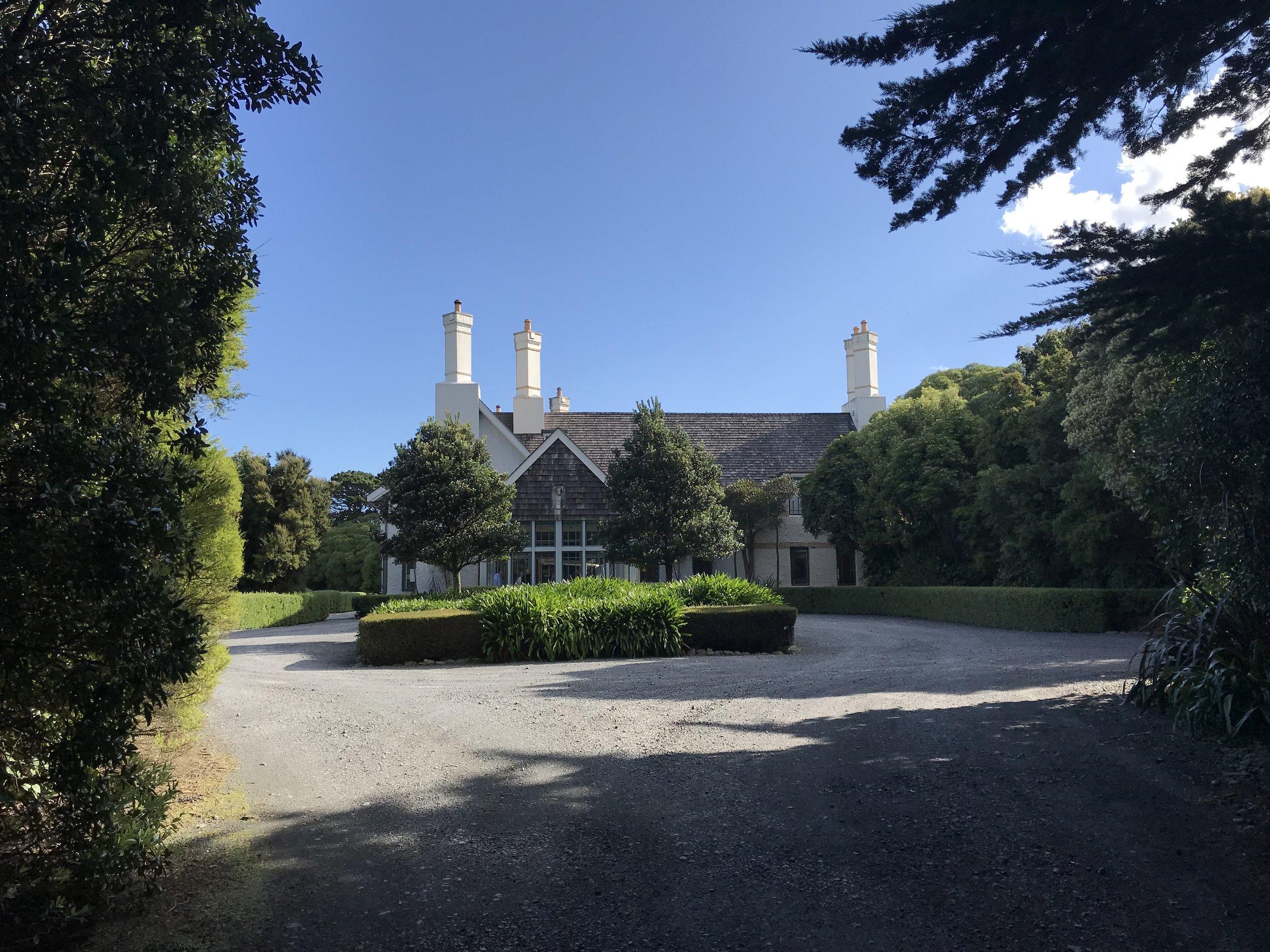 Wharekauhau Luxury Lodge, Wairarapa, New Zealand (image by Jacqui Gibson).