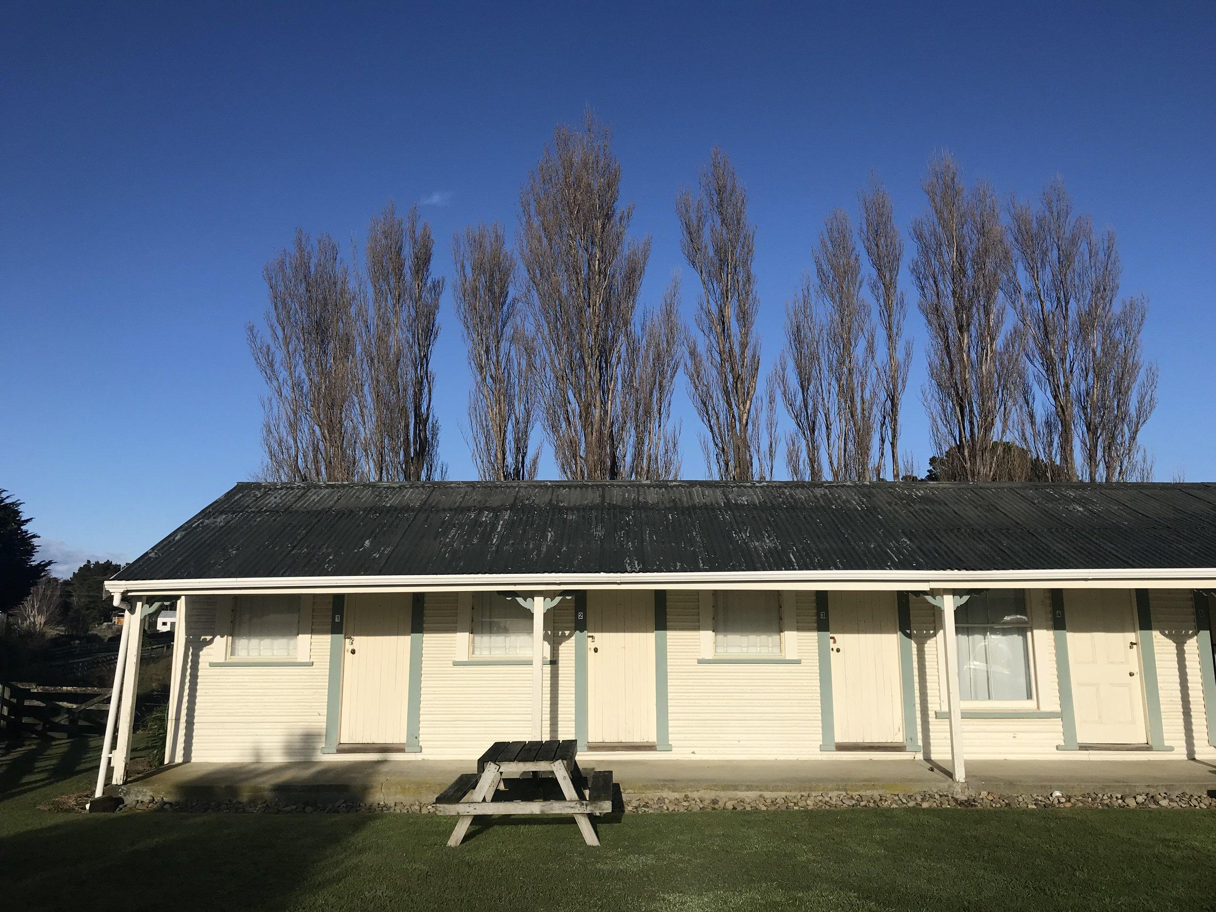 Original farmhouse of Orui Station, Wairarapa (image by Jacqui Gibson).