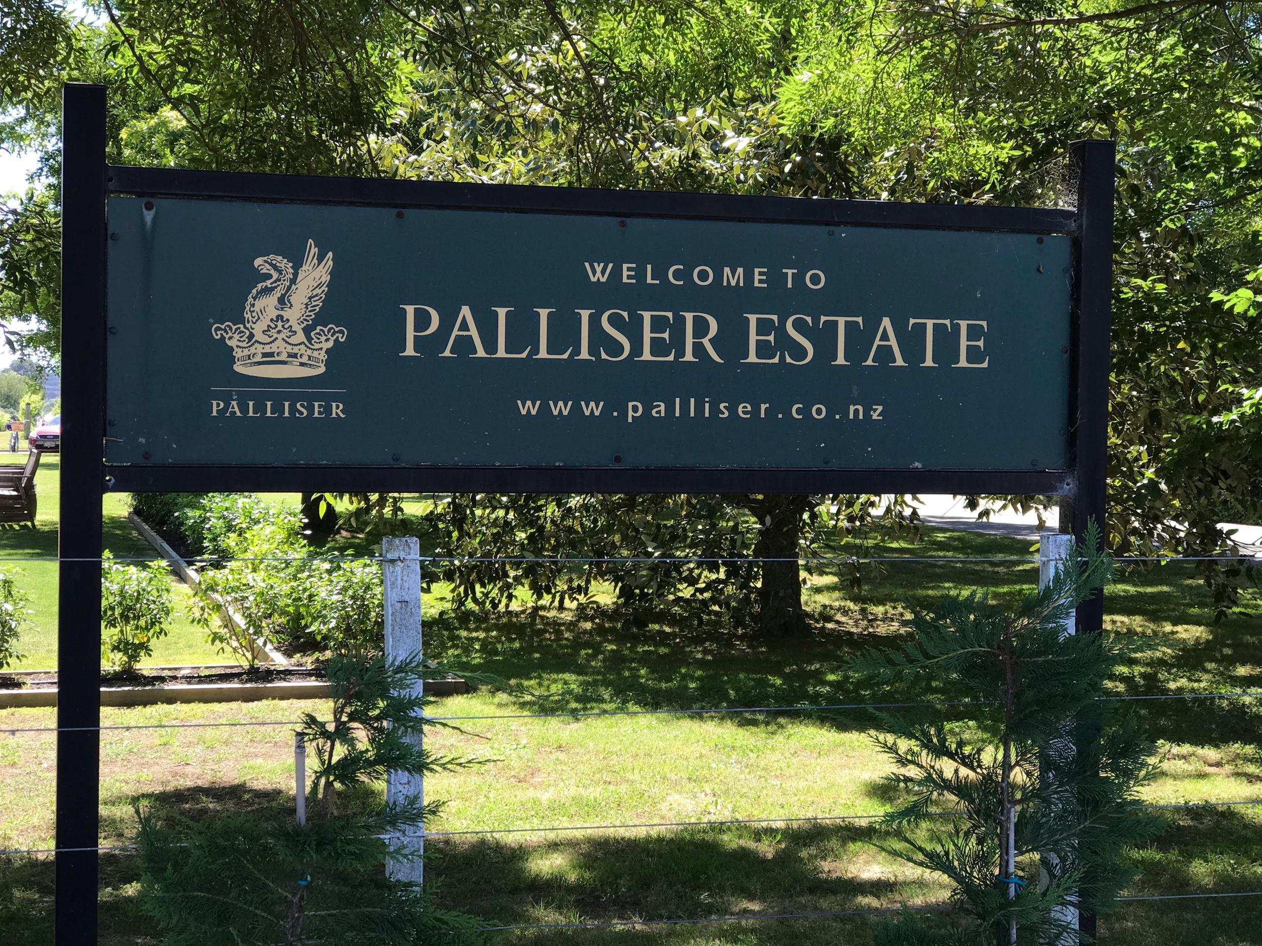 Wairarapa winery, Palliser Estate (image by Jacqui Gibson).