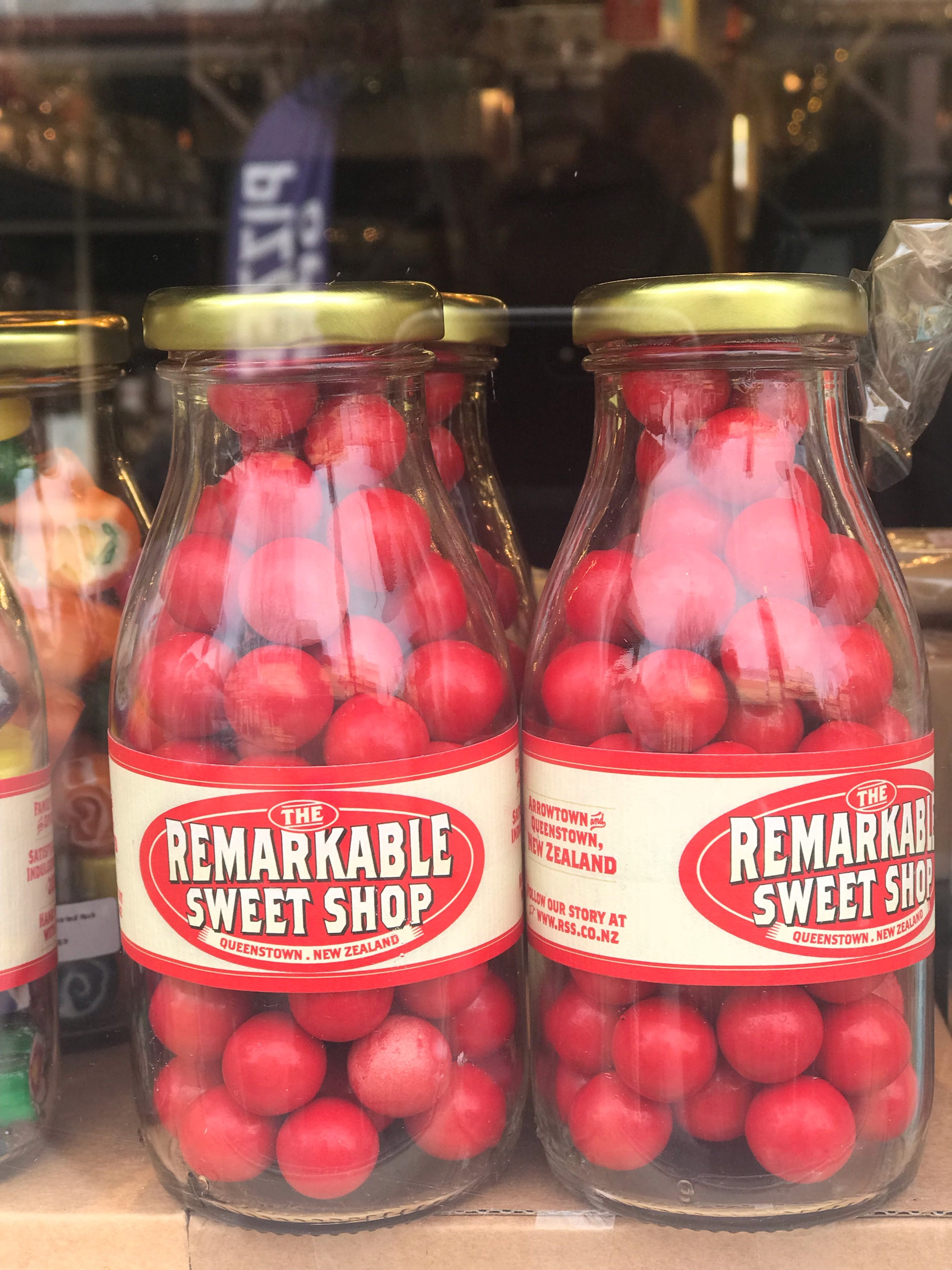 Remarkable sweets of Arrowtown (image by Jacqui Gibson).