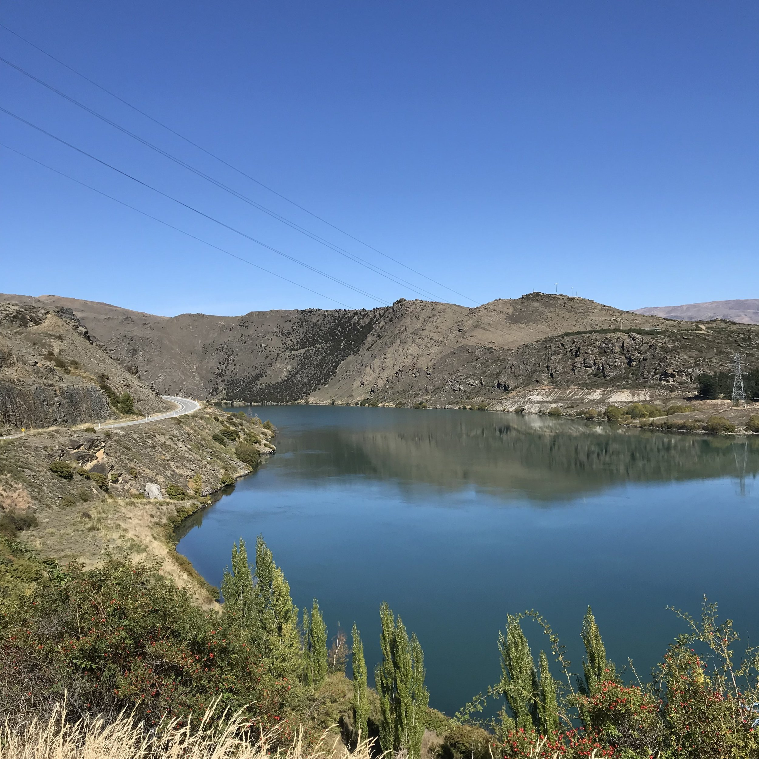 Central Otago, New Zealand (image by Jacqui Gibson).