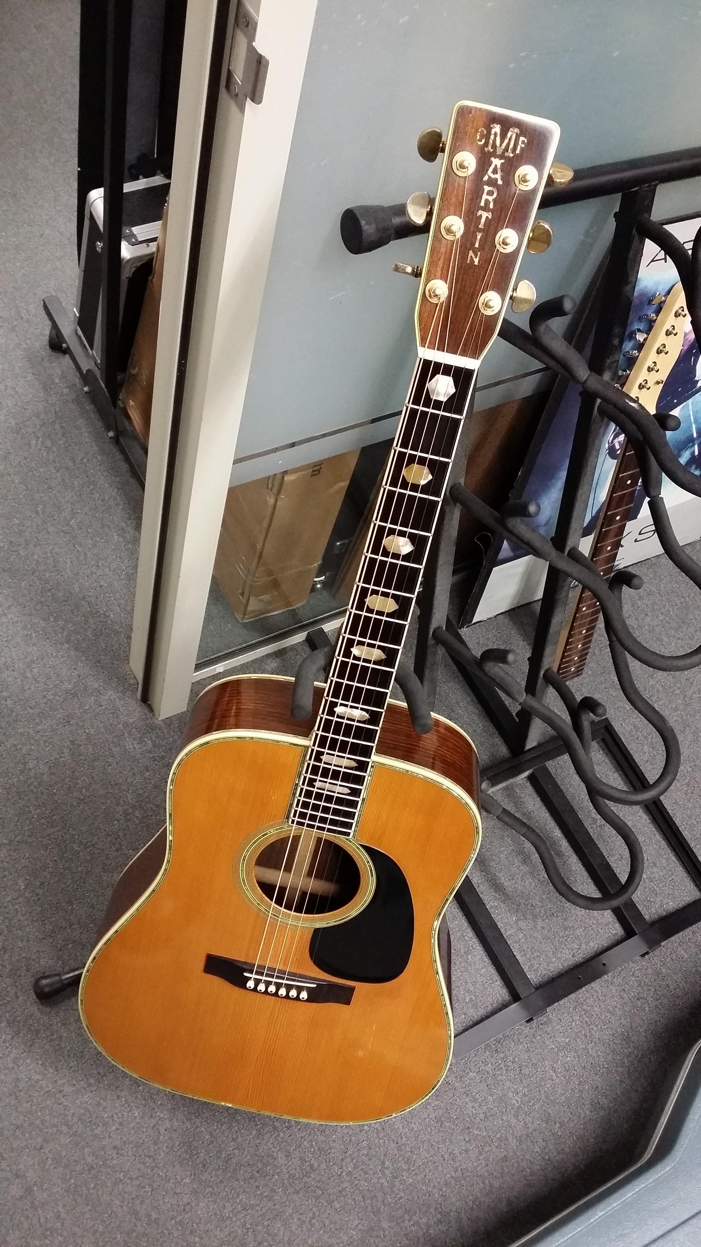1975 Martin D45