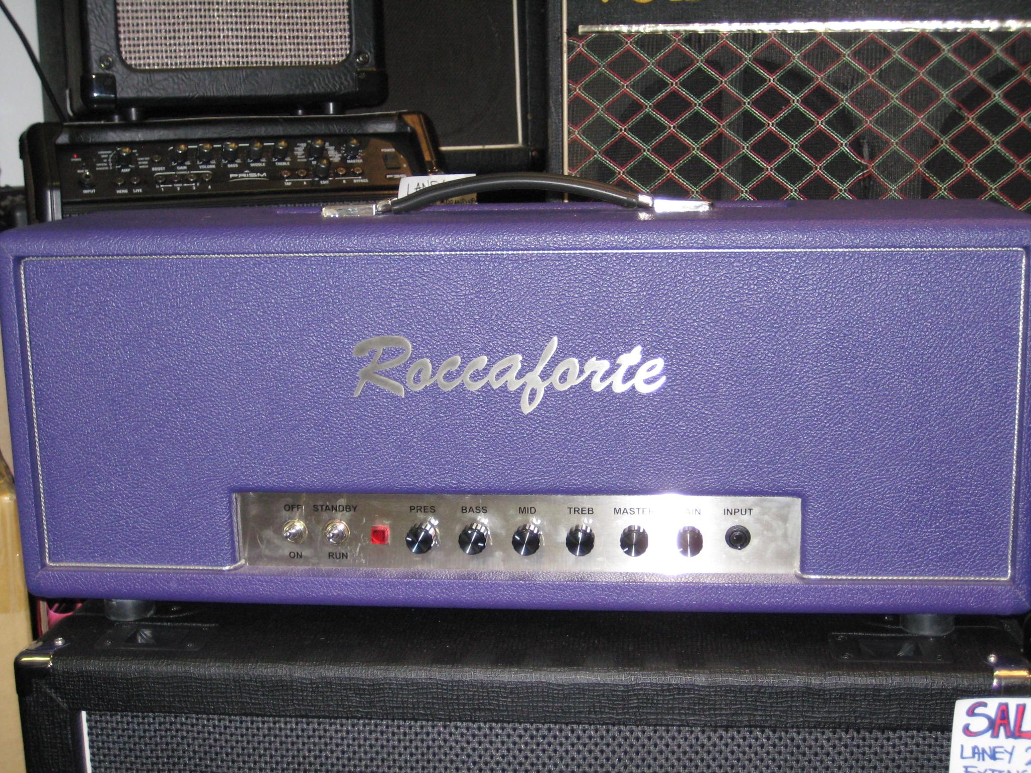 Roccaforte Head