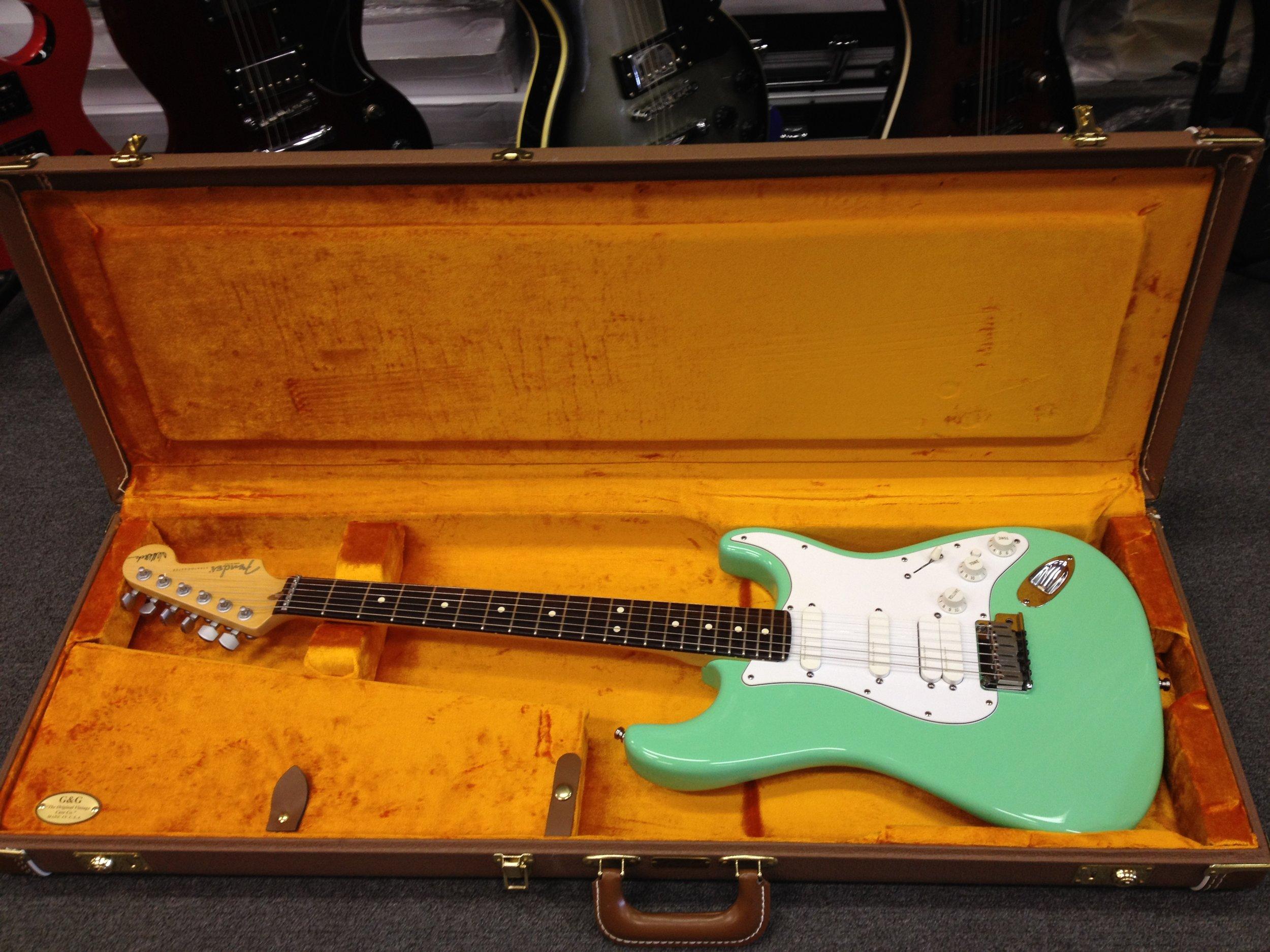 Fender Jeff Beck Strat