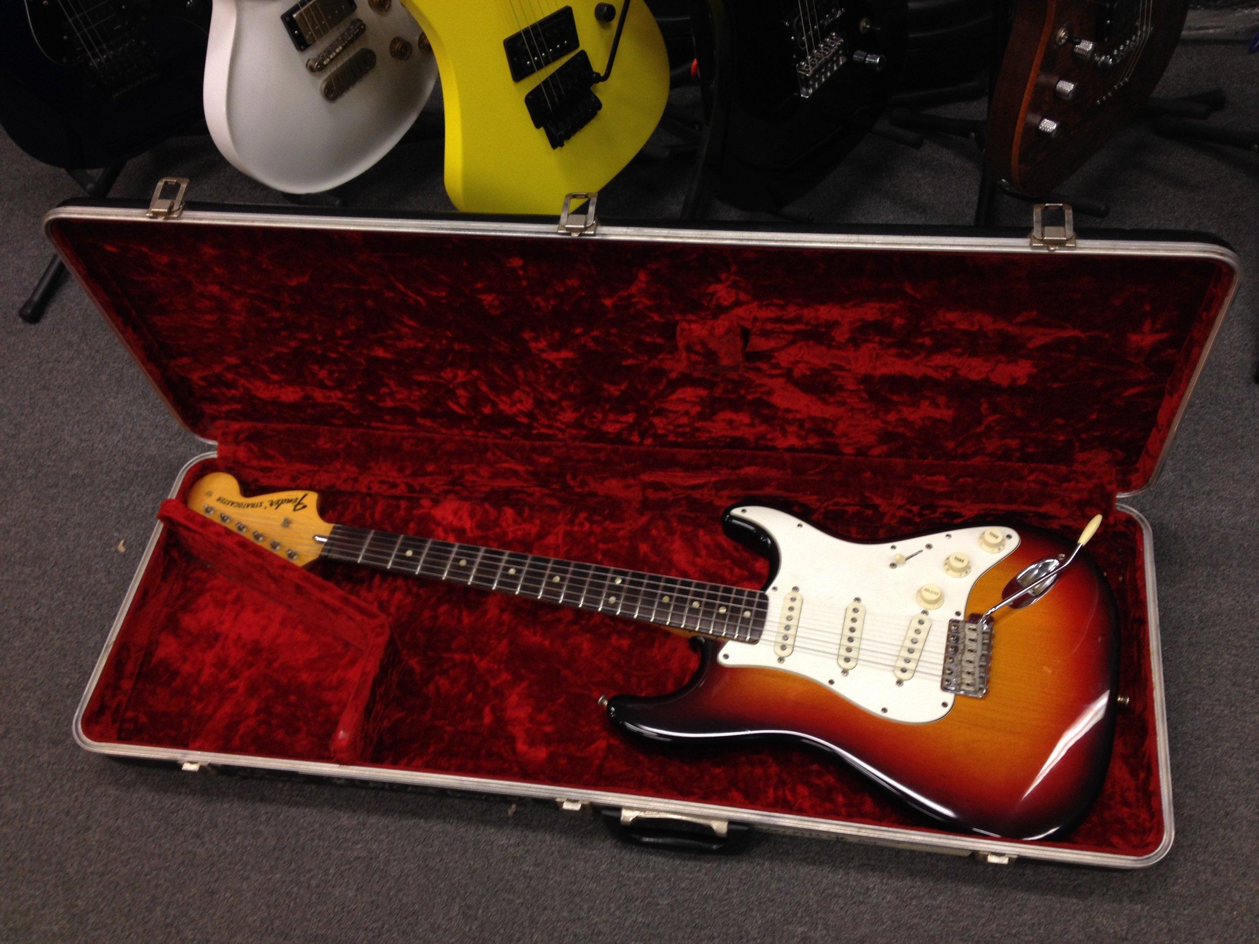 1973 Fender Strat