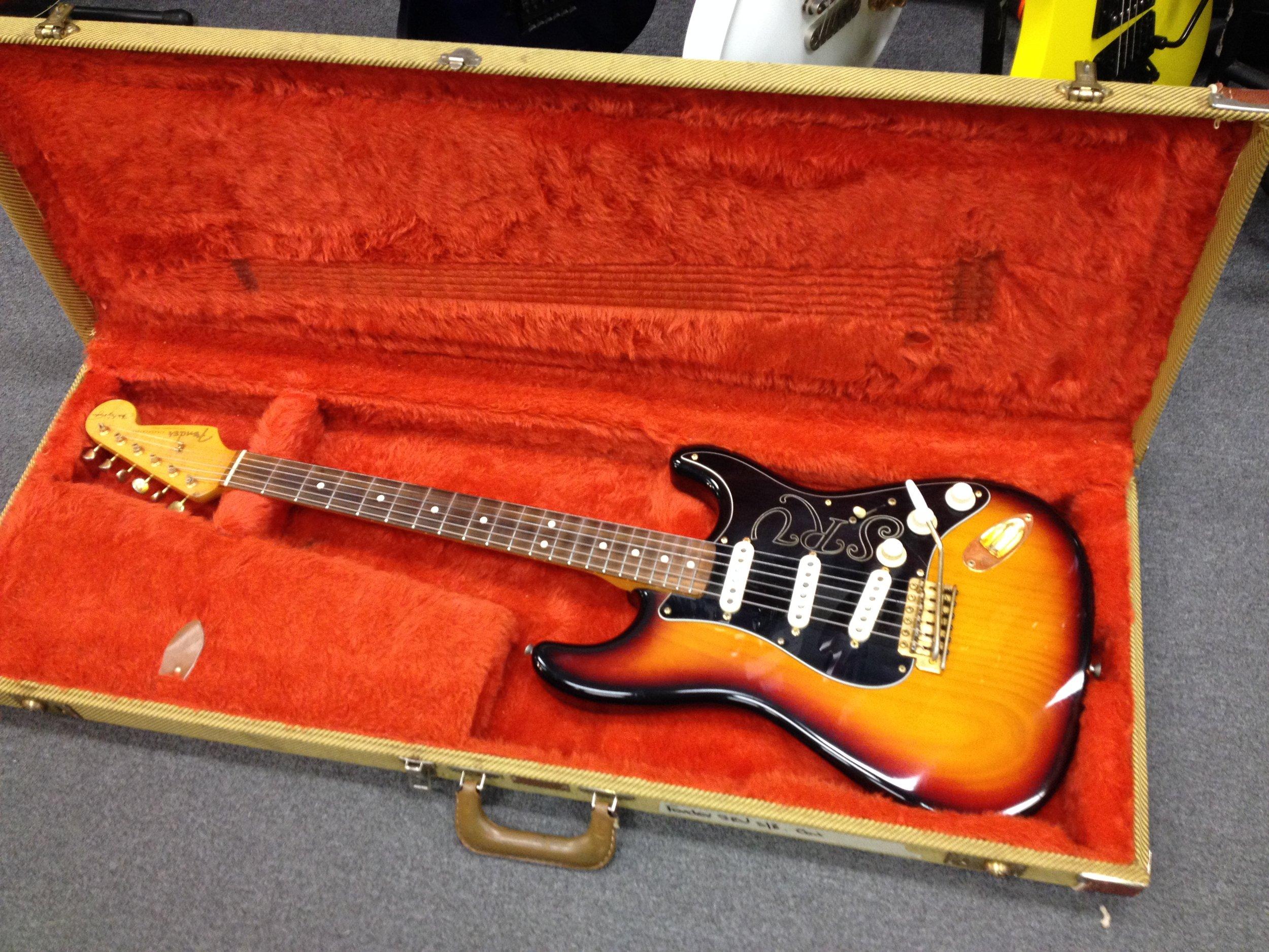 1989 SRV Fender Strat