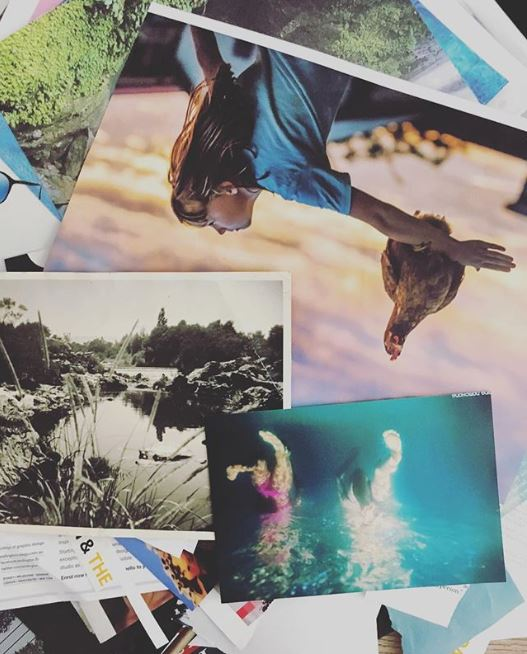 the process… - I create collage poems with what is immediately in front of me. Using magazines, posters, old photographs, newspapers, catalogues and other forms of paper, I search for anything that catches my eye.I do not plan my collage poems, they are done 'on-the-fly', in that they begin when I Start flicking through magazines and are finished that same afternoon.Words come after the images, usually, although sometimes finding a certain word in the headline of a newspaper can be the catalyst for the images I am drawn to next.I am influenced by surrealist art, the aesthetics of 90's fashion magazines, often a sense of opulence and the absurd.