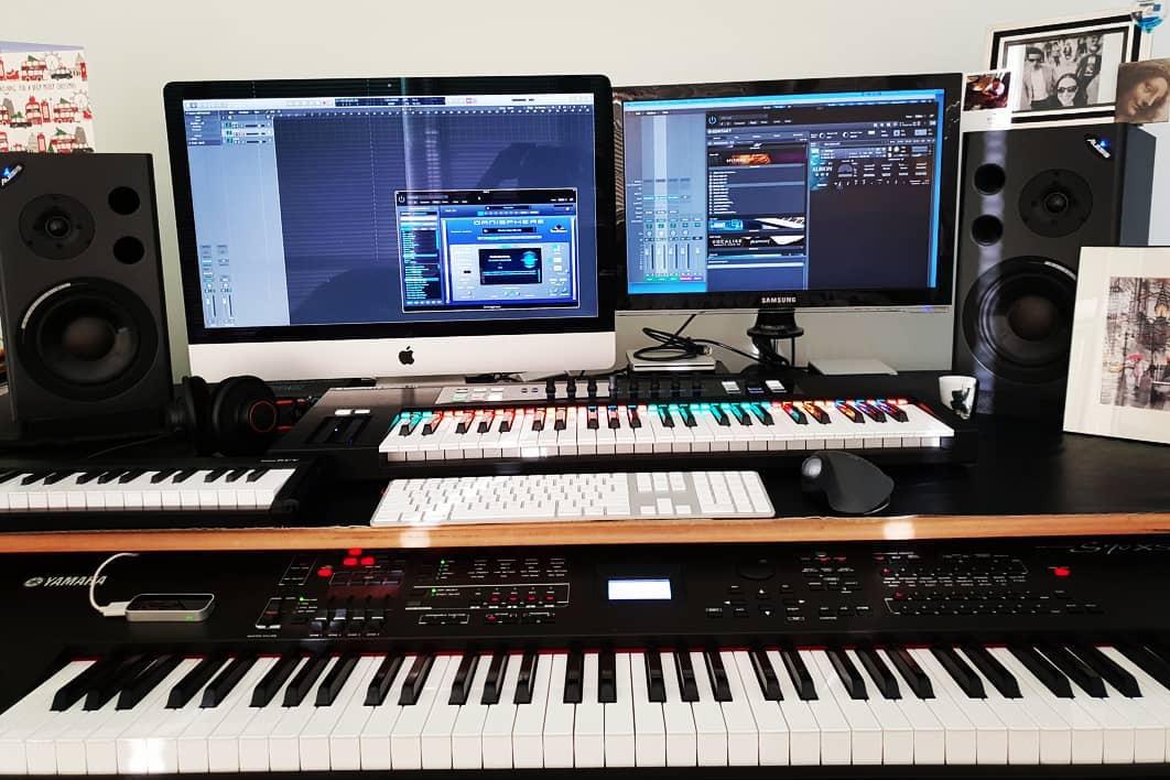 Composing & Pre-Production Studio: South Yarra
