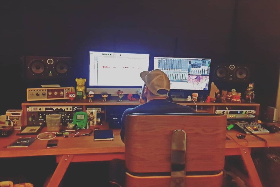 Pre-Production, Recording & Post Production: Yarraville