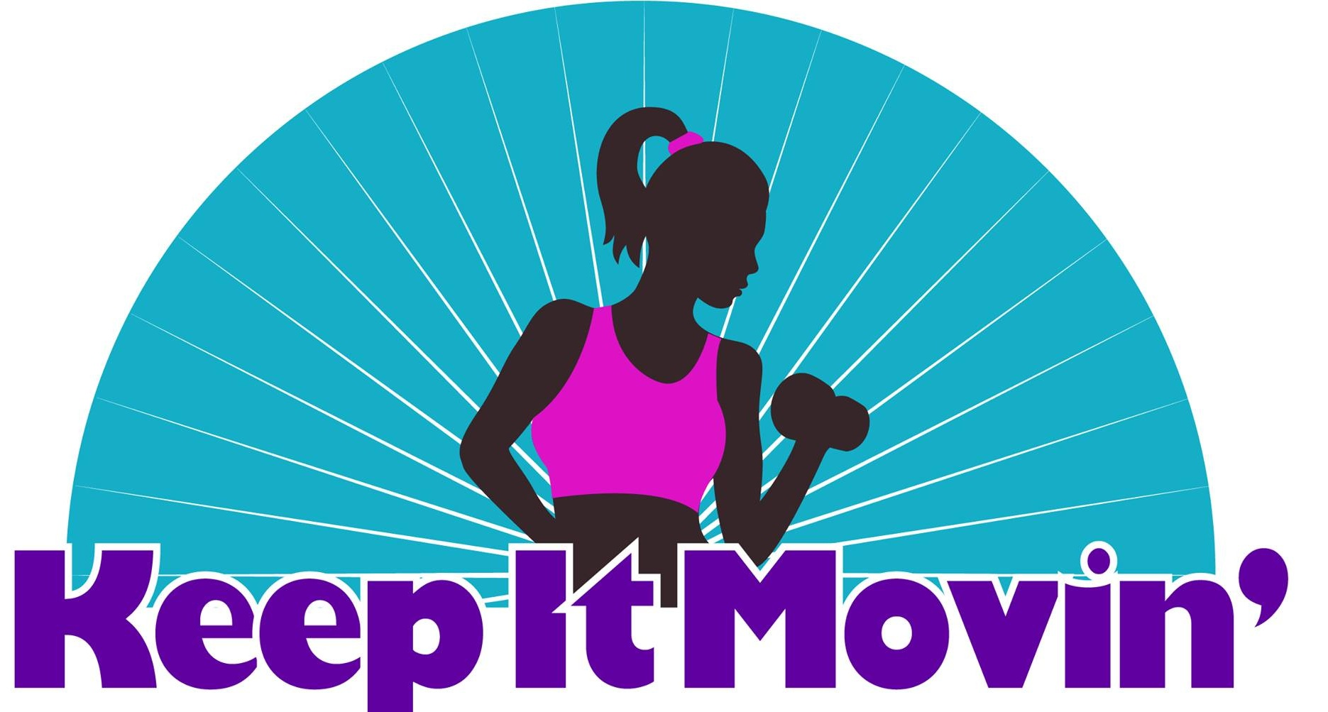 Coming Soon - Keep It Movin' is a fitness philosophy for women that uses the power of movement to enhance mental and physical well-being. Programming information coming soon to a screen near you.