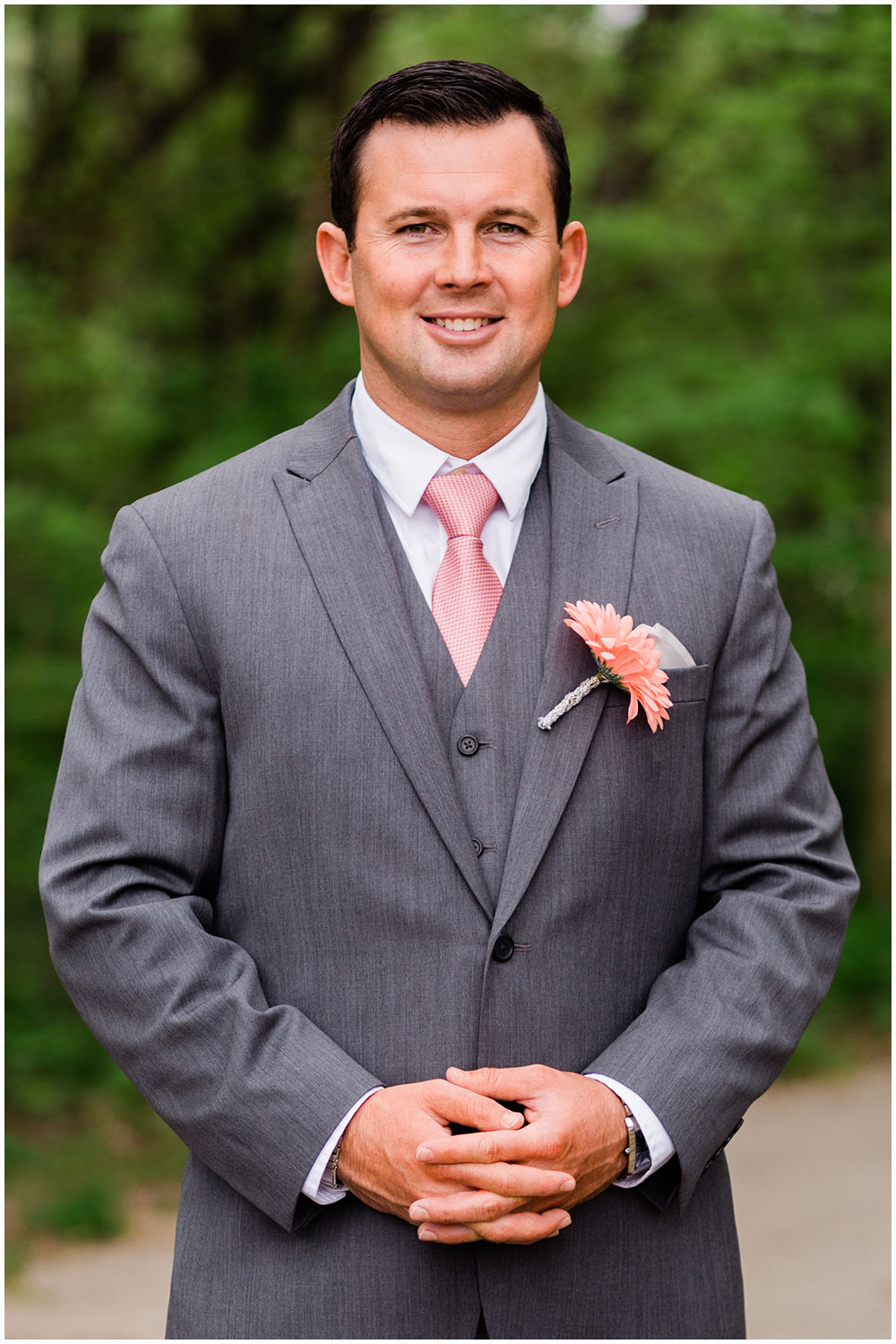The Andrea Marie Groom - • He hails from a line of great men and surrounds himself with similar great friends.• He loves to surprise his bride whether it's a gift or thoughtful gesture.• He takes part in the wedding planning process because he considers it their day together.• He is also compassionate, grateful, generous and kind.• He understands and values the importance of the wedding photographs that will be captured and knows that it will be part of their legacy.• He appreciates tradition and knows that his influence in their new family together will inspire respect, gratitude and greatness.• He honors and appreciates his parents.• He values who his bride is and everything she will be.• He feels deeply about a great cause, truthful, stands for what's right, and always strives for himself and others to be better.• He may not always show his feelings, but the times that he does, it's very significant.• He considers himself a gentleman, and will open the door for her or pull out her chair.