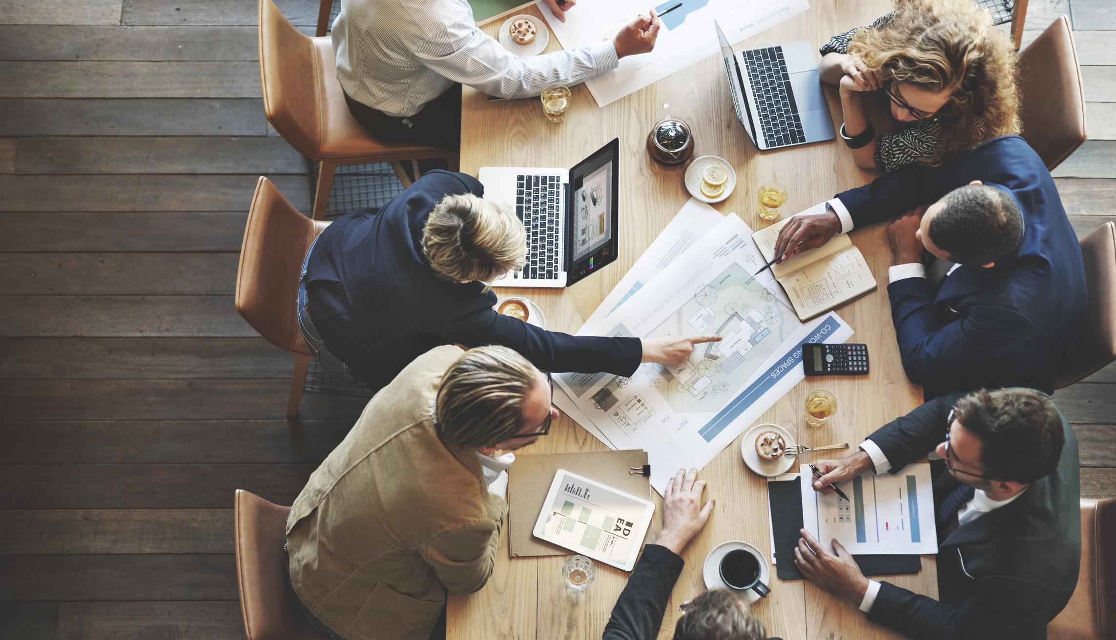 Strategic coaching to create new horizons