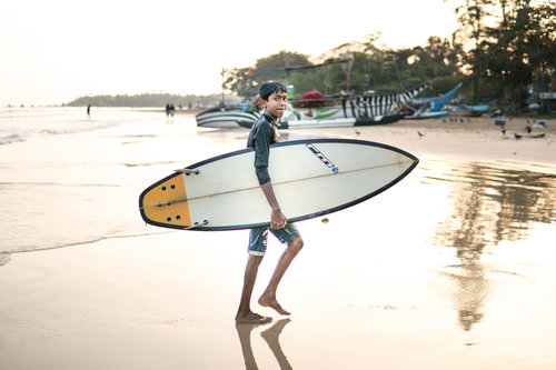 weligama surf point