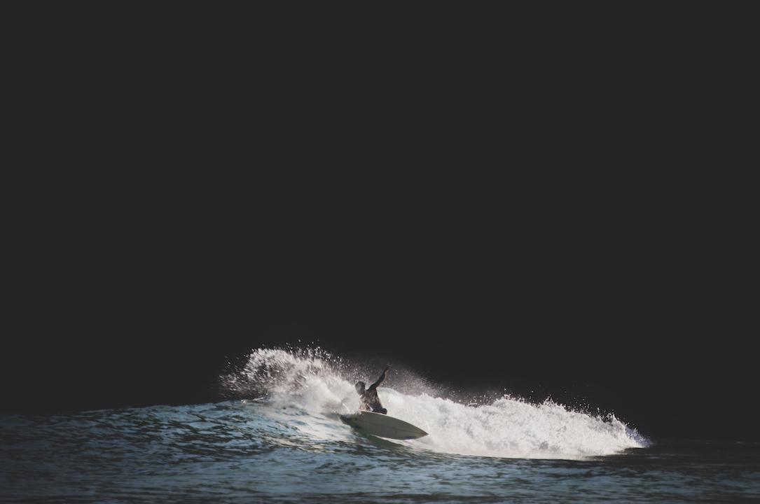 surf camp mirssa