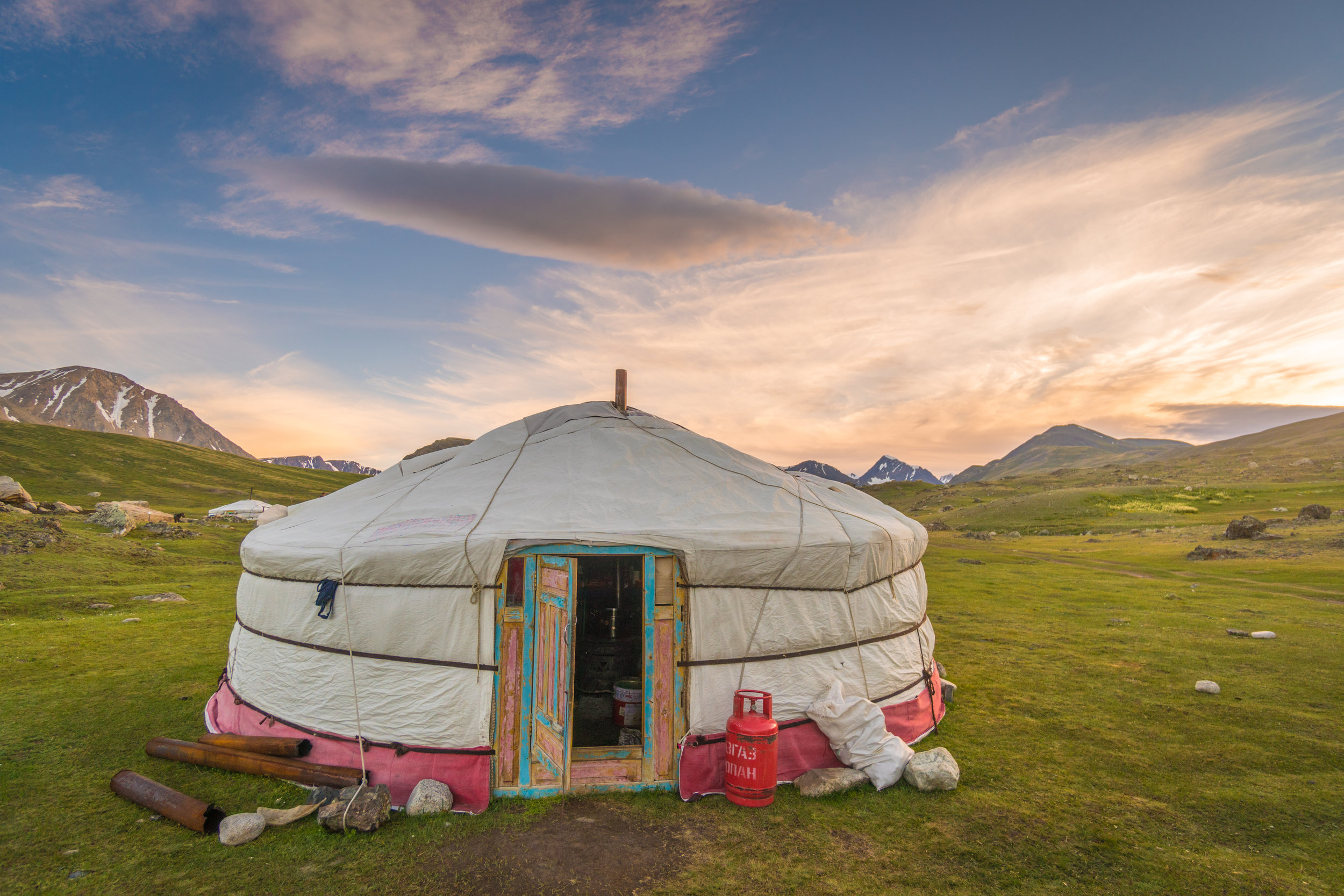 Western Monogolia - Deep in the Altai Mountains with the nomadic tribes of MongoliaJuly 2017