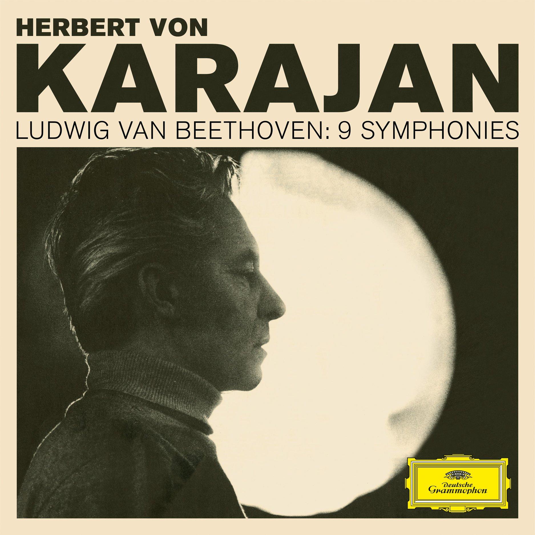 Karajan - Ludwig van Beethoven: 9 Symphonies