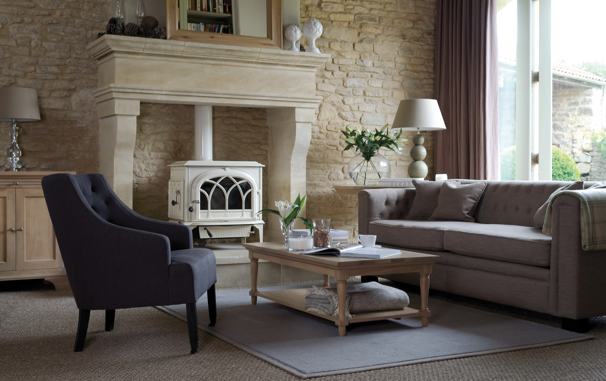 Neptune Living Room Furniture