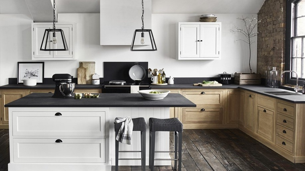 Henley - Solid Oak & Wood | Hand painted | Classic & Contemporary