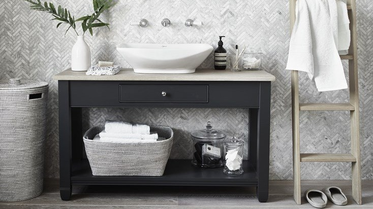 Chichester Open - Open Washstand | Hand Painted