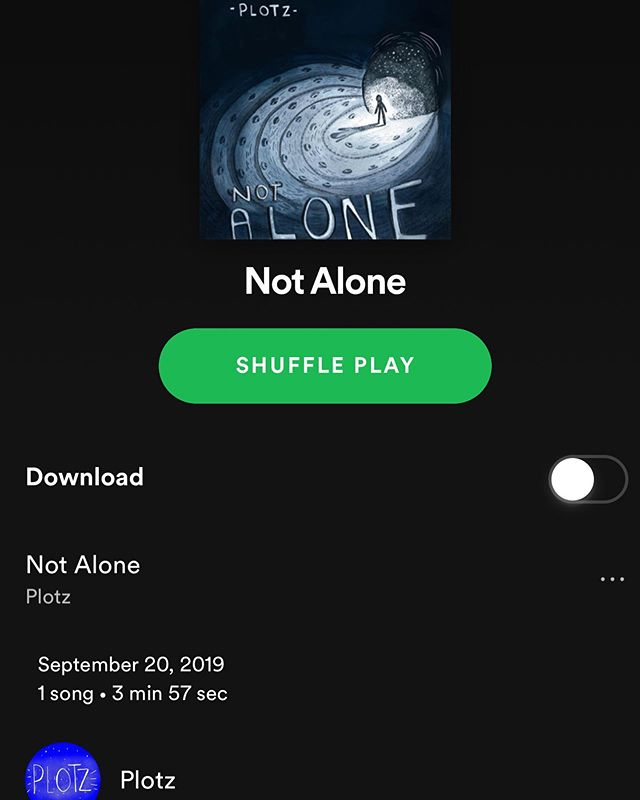 NOT ALONE is being launched TONIGHT and is now available on all good streaming platforms🚀🚀See you at @thegasometer upstairs tonight to party with @fever_land and @babyandthekicks! Link in bio, doors at 8pm 🥳🥳🥳 . . . #notalone #newmusic #spotify #applemusic #party #melbourne #singlelaunch #musicians #collingwood #carlton #instamusic #instafriday #melbourne #abbotsford #brunswick #northcote #fitzroy #stkilda #parties #art #livemusicmelbourne #synth #guitar #bass #drums #love