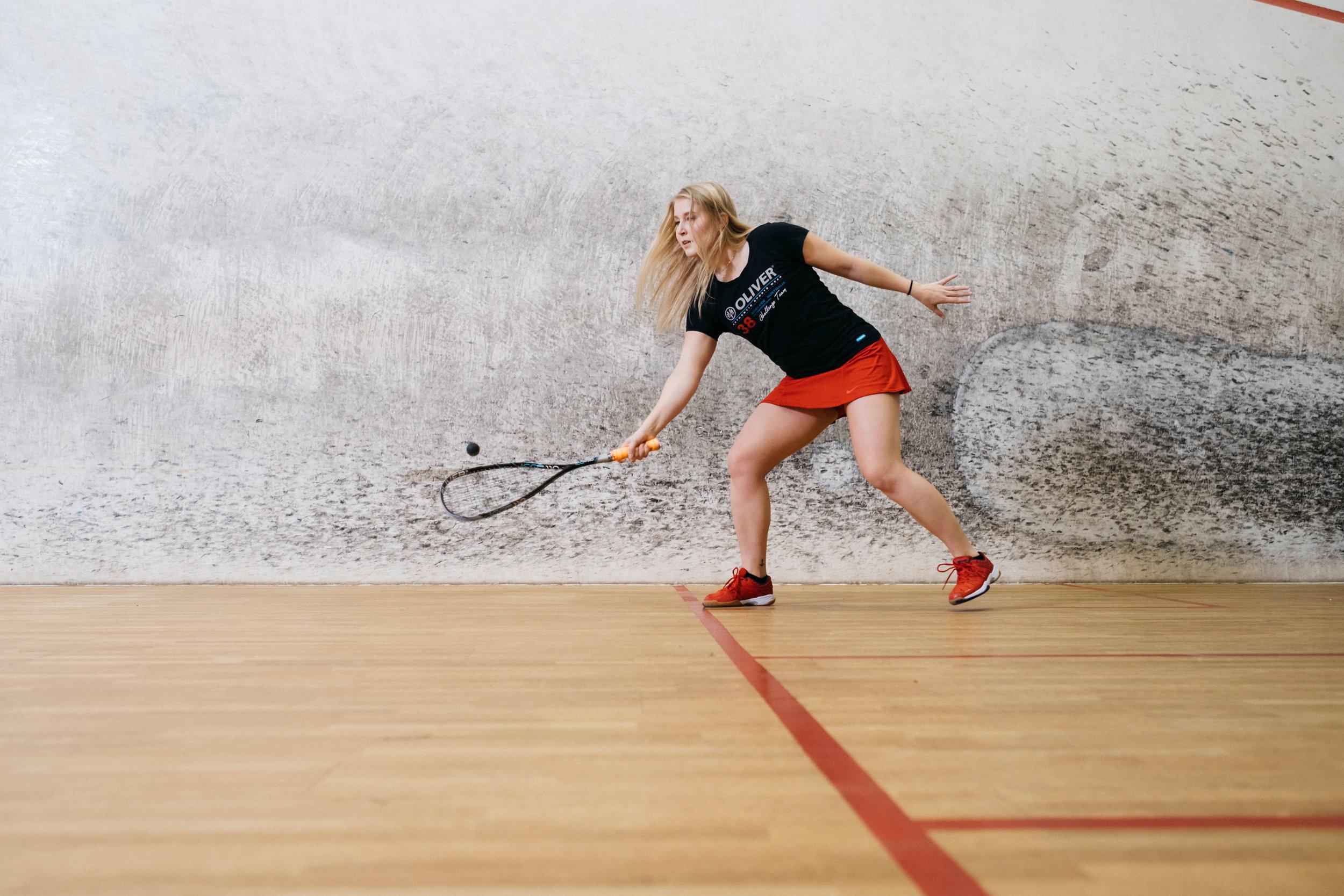 Riina-Koskinen-Squash-Player