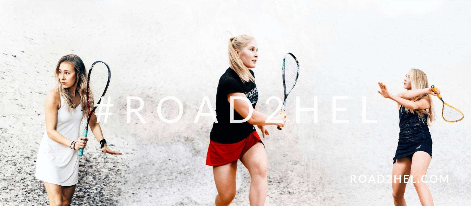 Road2Hel - 2021 Squash Championships