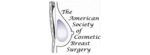 The American Society of Cosmetic Breast Surgery