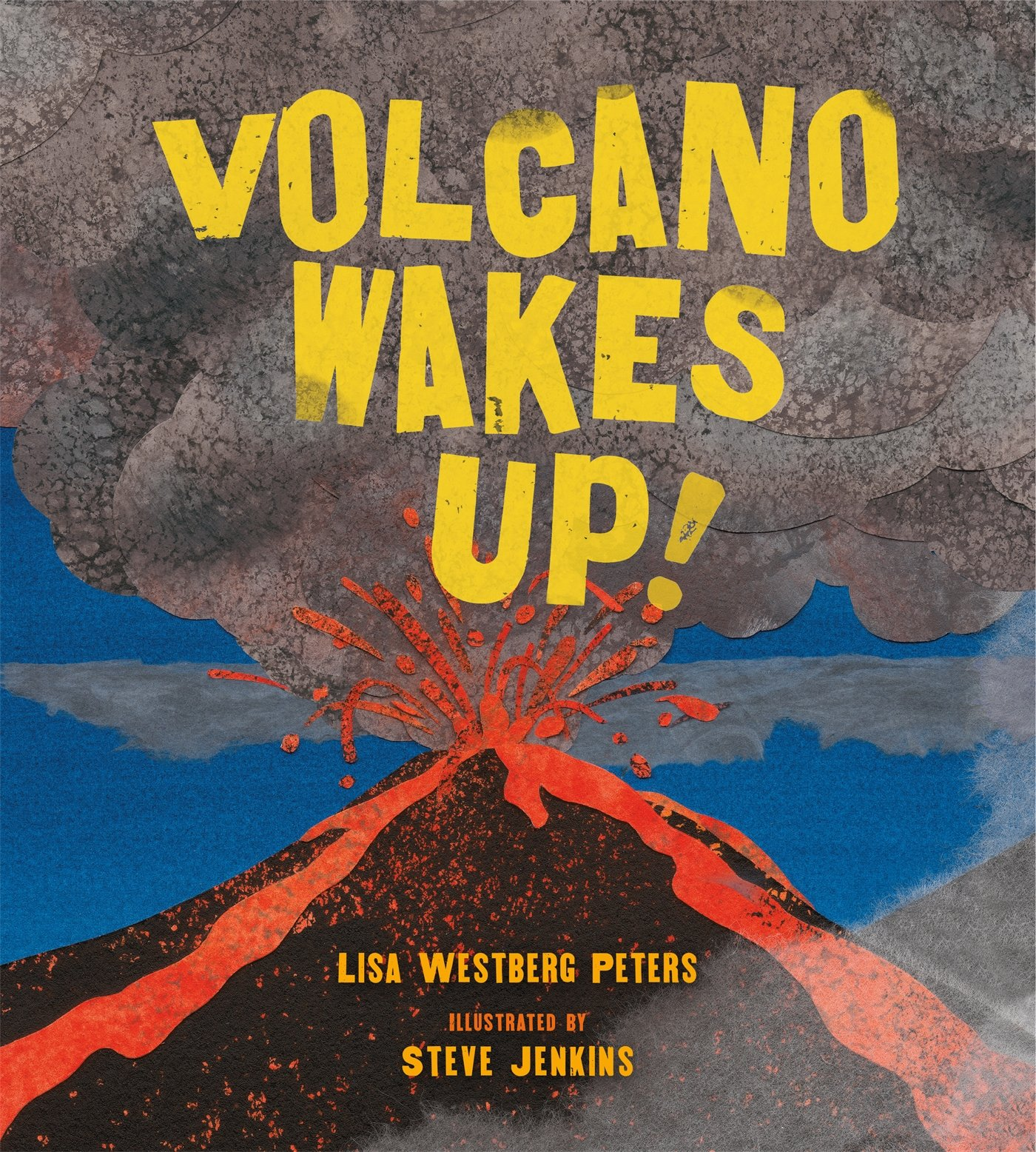 Volcano Wakes Up! - Level: Third grade and upWriting and Science Activities