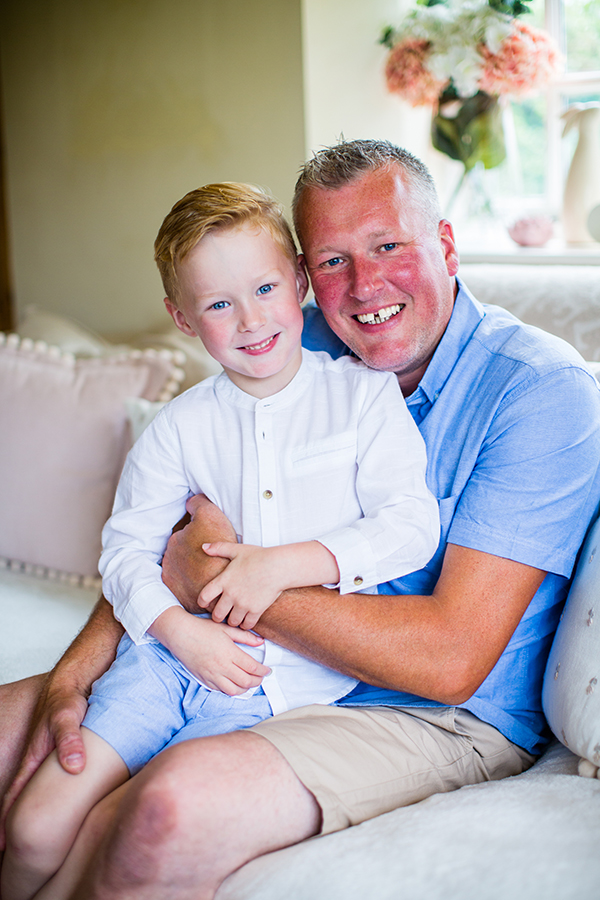 at home family photographers exeter