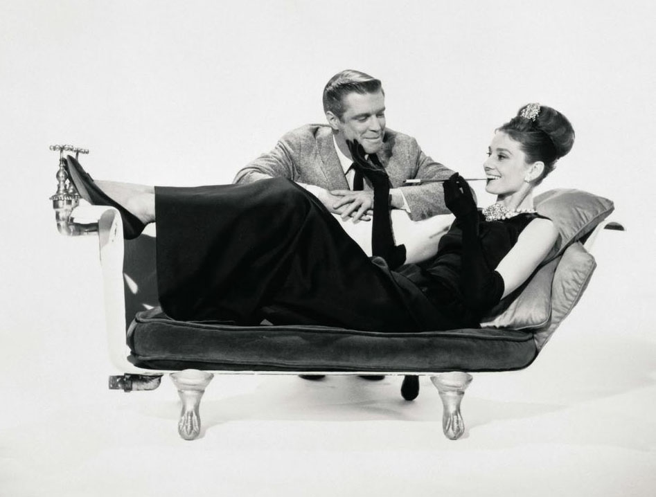 Reference image: Breakfast at Tiffany's (1961)