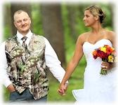 John & Courtney Wedding
