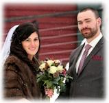 Roxanne & Kris Wedding