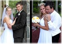 Angela & Eric/Amanda & Chad Wedding