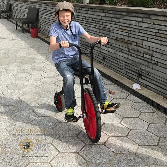 One very happy Penny Farthing rider! 😌.jpg