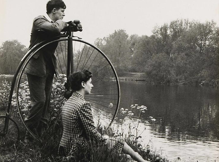 Penny Farthing Photograph