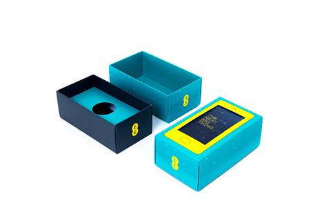 Lenticular Phone box