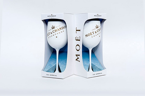 Glass Presentation Packaging