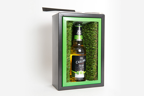 Bottle Presentation pack