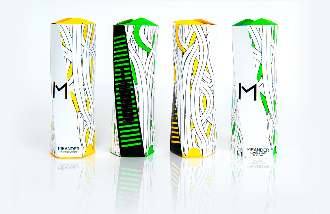 Twisted Drinks packs with functional animation