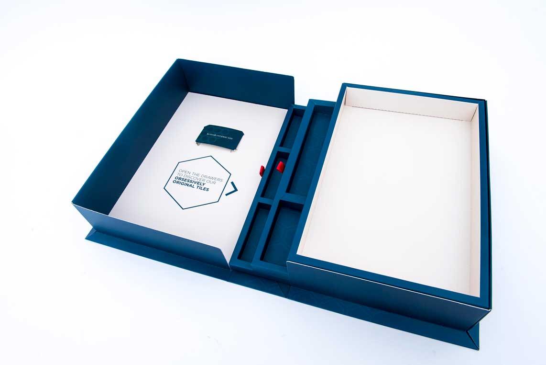 Tile Presentation Box