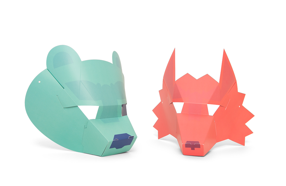 Die-cut Masks