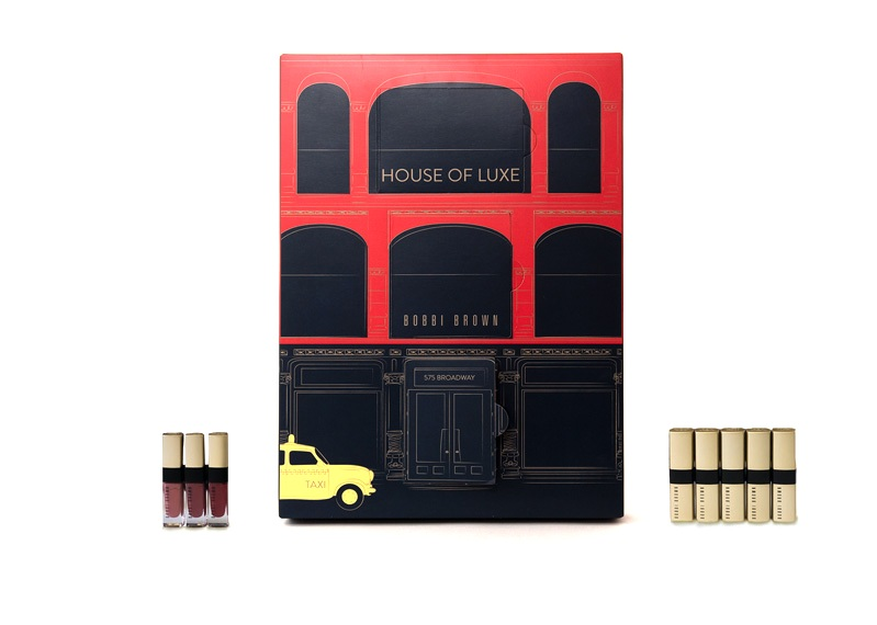 Bobbi Brown cosmetics advent calendar