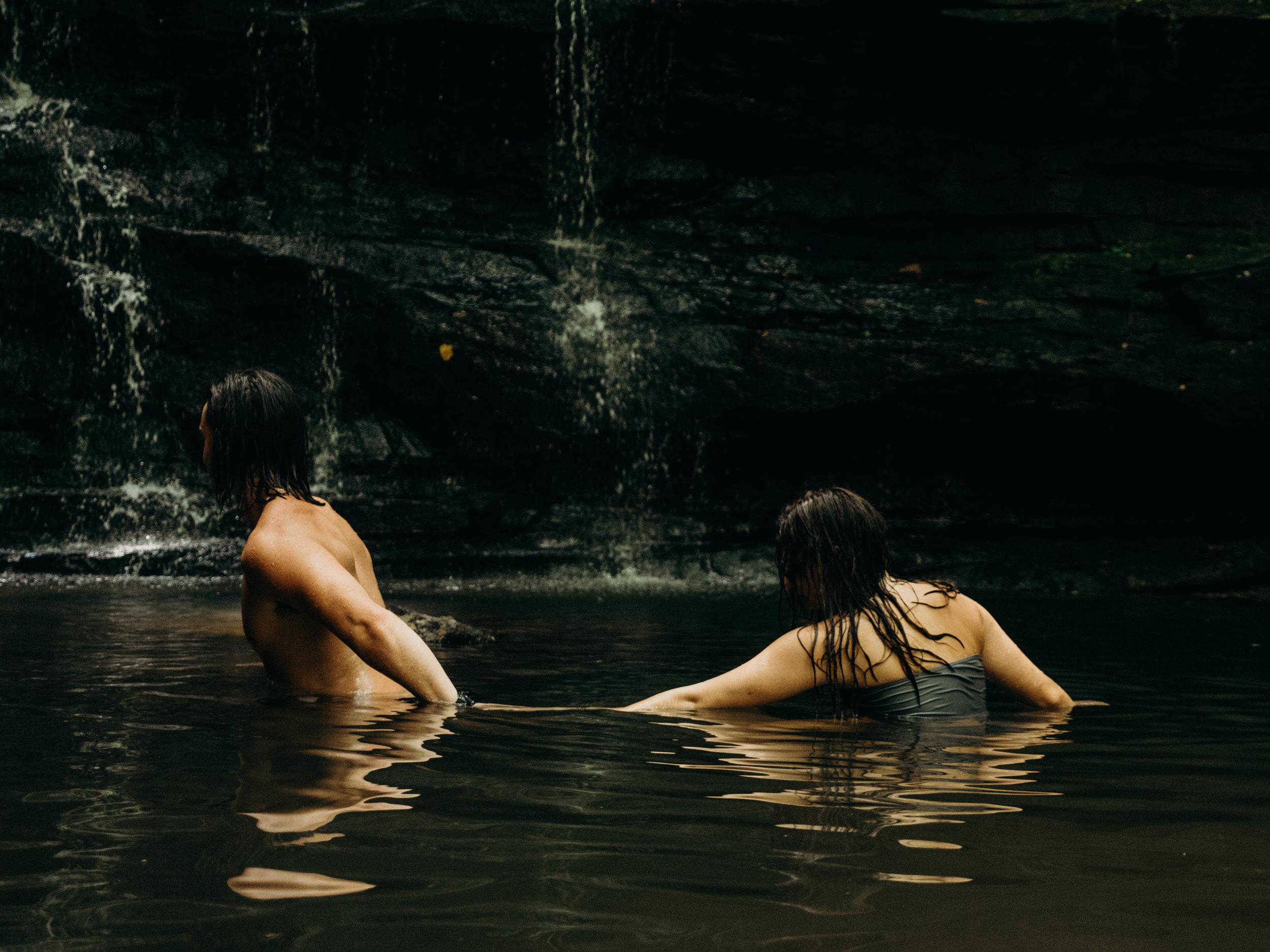 Nightswimming (Photo by  Emilio Machado  on  Unsplash )